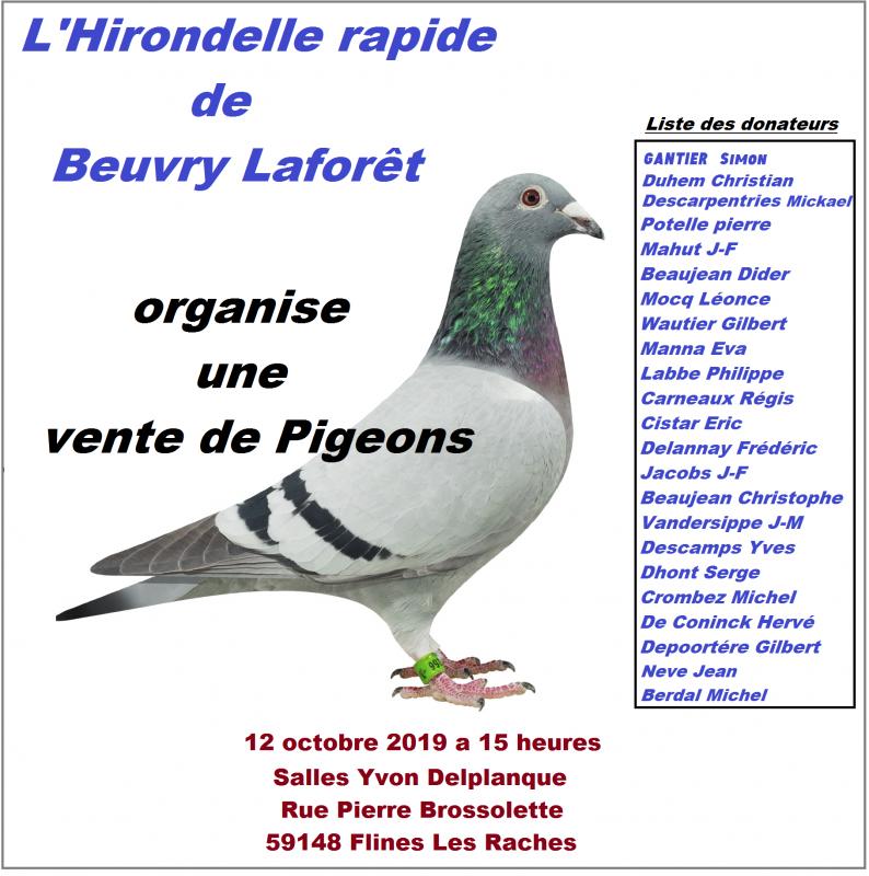 BEUVRY LA FORETvente
