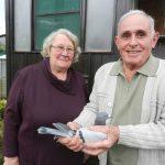 Michel Dauchez (62-Oignies) : Plus rapide des 8585 pigeons sur Châteaudun du 06/05/2018
