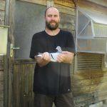Ludovic Dubois (62-Bourbers sur Canche) : 1er National Pau Femelles 2018
