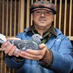 Florea Sorin, le célèbre homme d'affaire de Roumanie est un fin colombophile