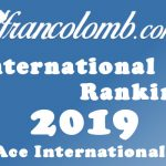 Francolomb International Ranking 2019 – Ace European Marathon Races Pigeon of the year
