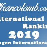 Francolomb International Ranking 2019 – As Pigeons Agen
