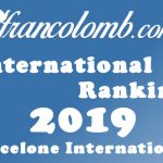 Francolomb International Ranking 2019 – As Pigeons Barcelone