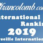 Francolomb International Ranking 2019 – As Pigeons Marseille