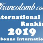 Francolomb International Ranking 2019 – As Pigeons Narbonne