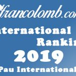 Francolomb International Ranking 2019 – As Pigeons Pau