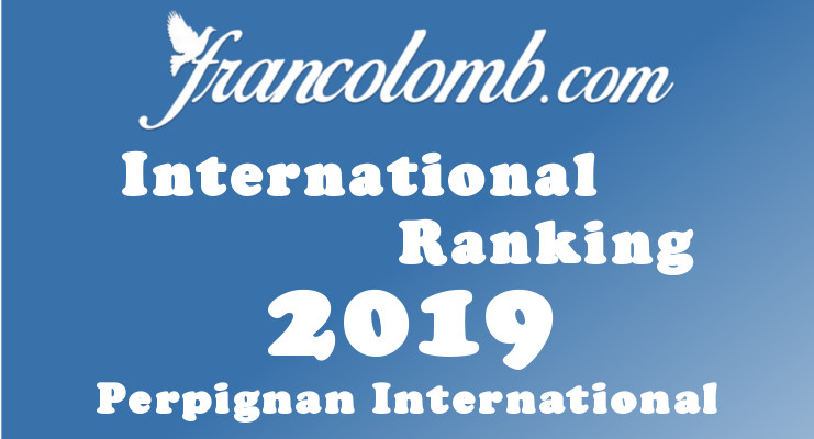 Francolomb International Ranking 2019 Perpignan