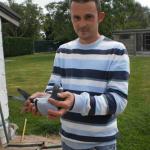 N° 84 : Sylvain Henry de 42600  CHALAIN D'UZORE