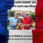 N° 4 : Alain & Valérie POCHOLLE de MORBECQUE