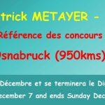 Vente : Patrick METAYER de ECHALLAT (16170) France   : 20 pigeons
