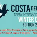 DERBY Costa Del Sol : WINTER EDITION 2019