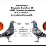 Kévin Dehen (59 – Forêt en Cambrésis)