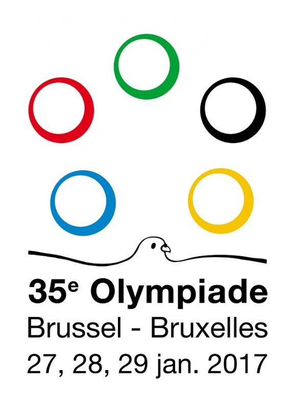 Olympiade Bruxelles 2017