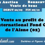 Vente : International Fond Club de l'Aisne (02)