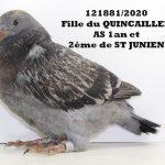 1.04 : FR2020-121881 : Fille QUINCAILLER